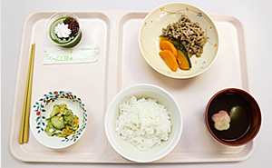 栄養食事科
