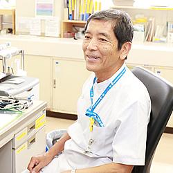 永渕 幸寿先生の写真4