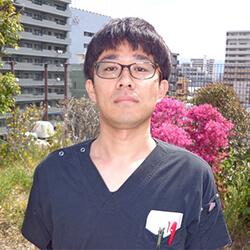 佐久間 努先生の写真2