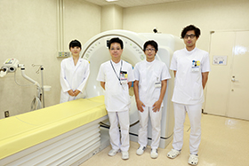 放射線科集合写真