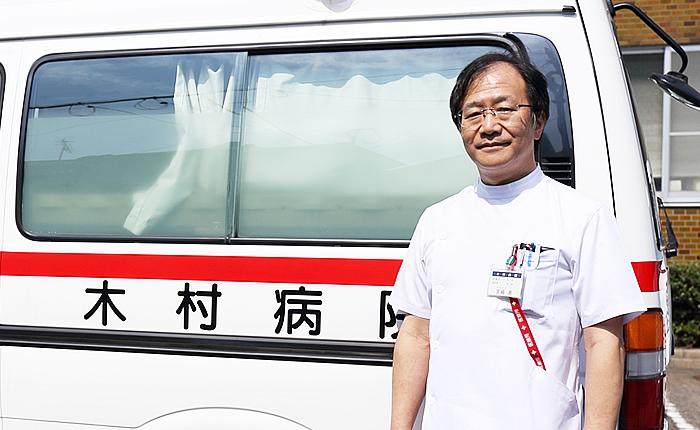 宮﨑  亮先生の写真1