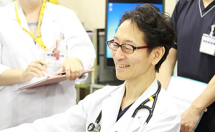 木村 寛先生の写真3