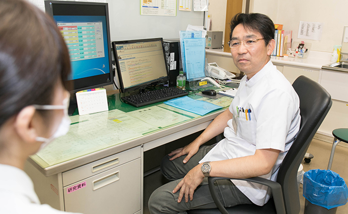 岩永 貴行先生の写真2